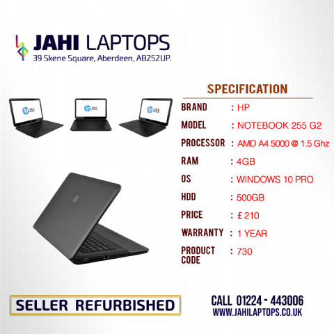 HP NOTEBOOK 255G2
